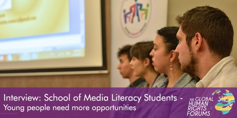 literacy and young people A program called the news literacy project is training young people in several major cities how to separate fact from fiction in the news they consume jeffrey brown reports.