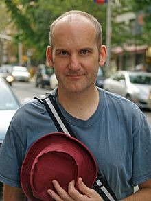 Ian MacKaye Photo: Wikipedia