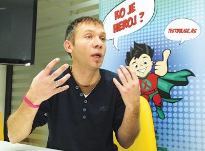 Đurica Stankov Photo: alo.rs