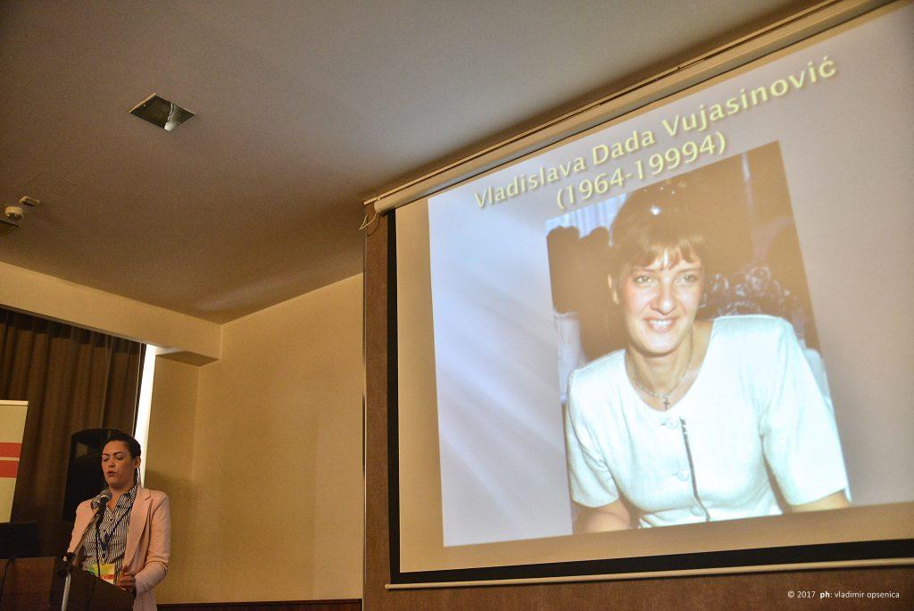 """Druga """"The Global Human Rights Forums"""" konferencija - Milica Đerić govori o ubistvu Dade Vujasinović"""